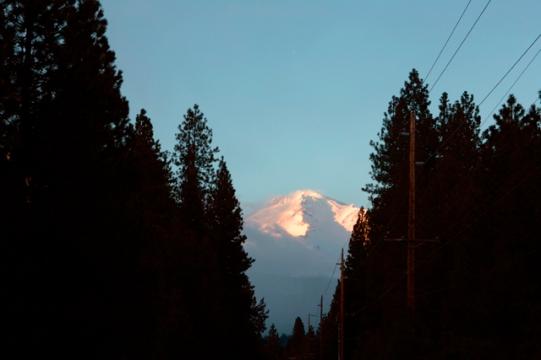 Mt.Shasta